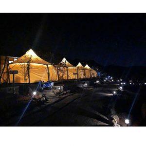Glamping la nueva opción de hospedaje en Morelos