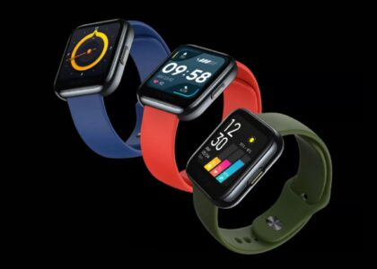 Realme Watch ¿el clon de Apple Watch?