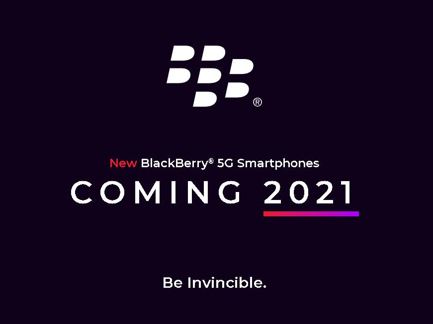Nuevo celular BlackBerry