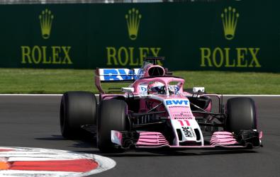 Alta relojería, las marcas presentes en la F1