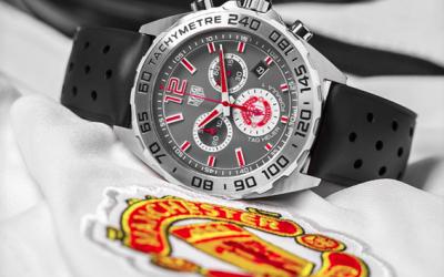 TAG Heuer & Manchester United unidos por el buen gusto