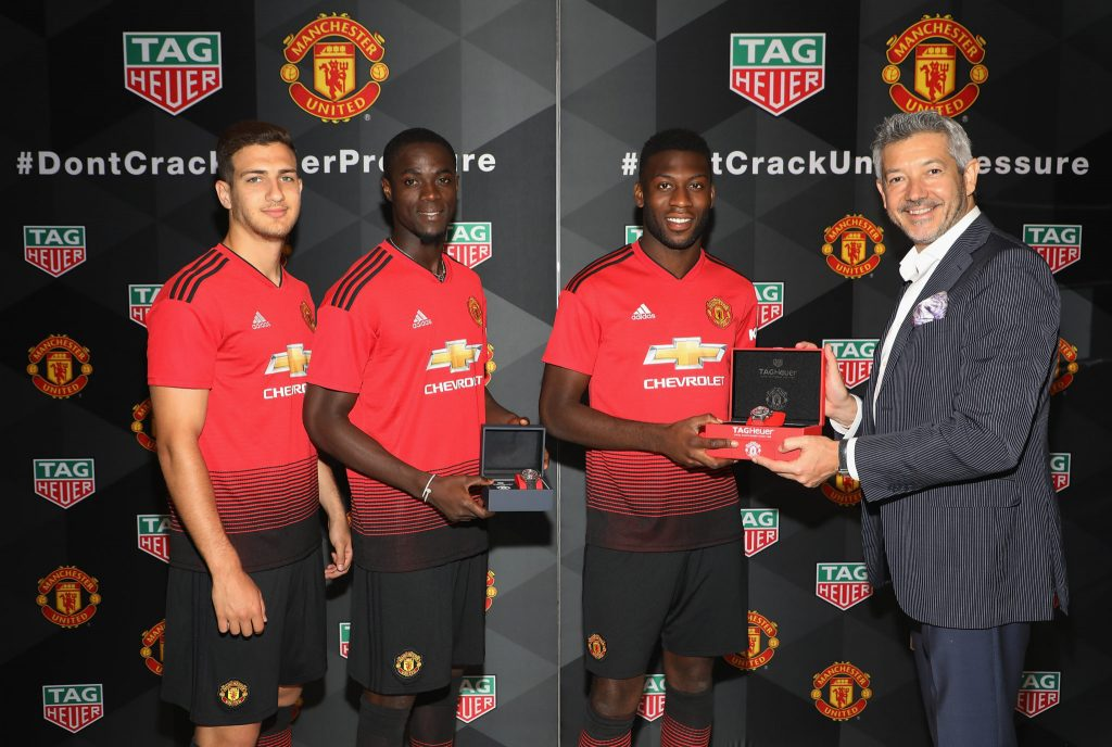 TAG Heuer & Manchester United