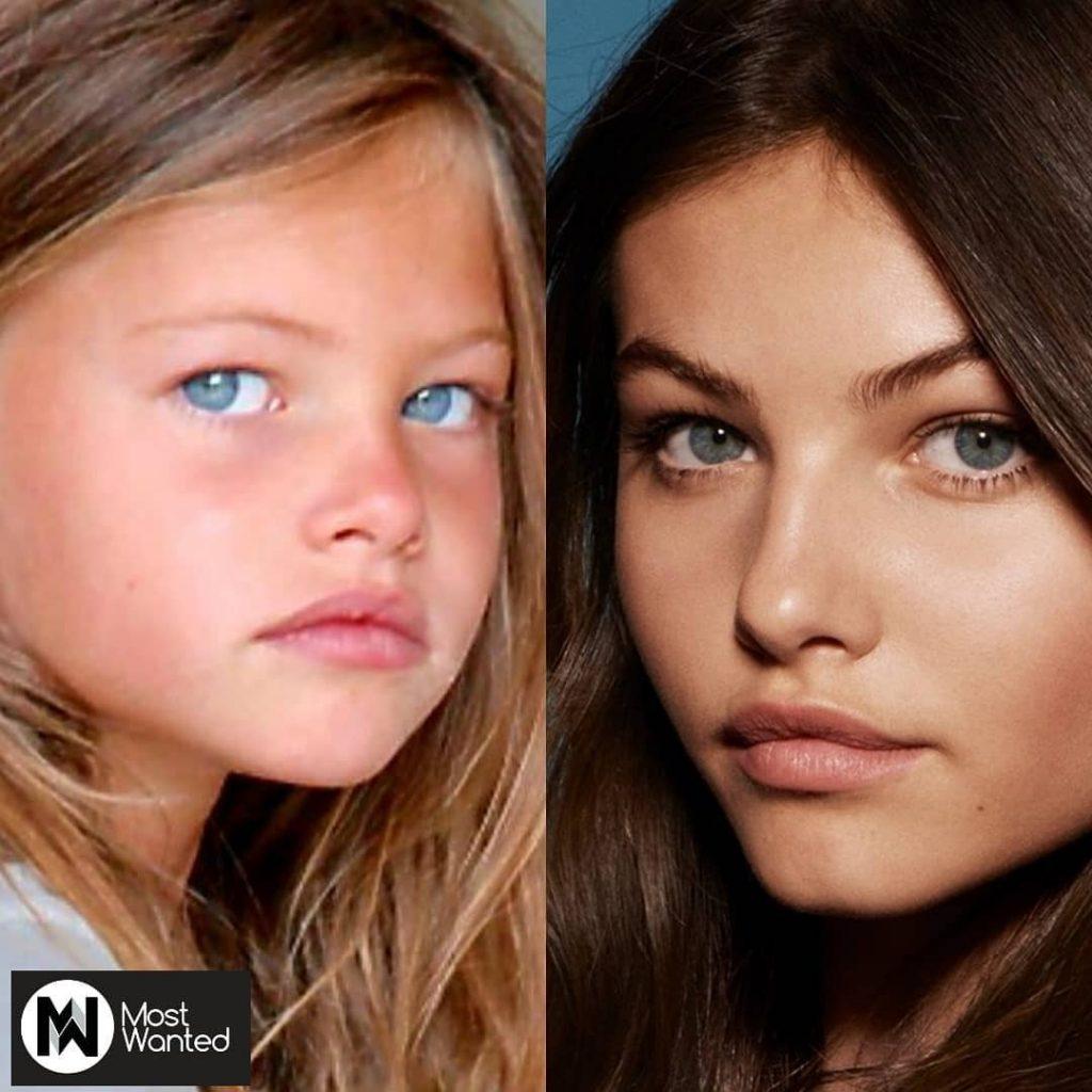 La niña más bella del mundo