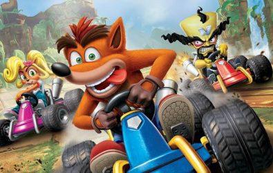 Crash Team Racing Nitro-Fueled es anunciado
