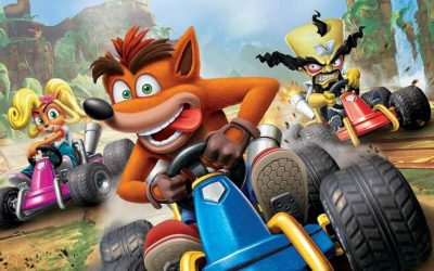 Crash Team Racing Nitro-Fueled es anunciado