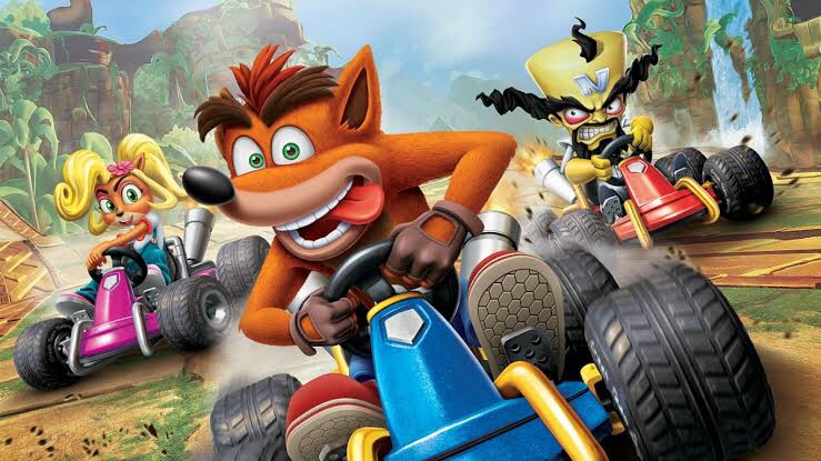 Anuncian Crash Team Racing Nitro-Fueled