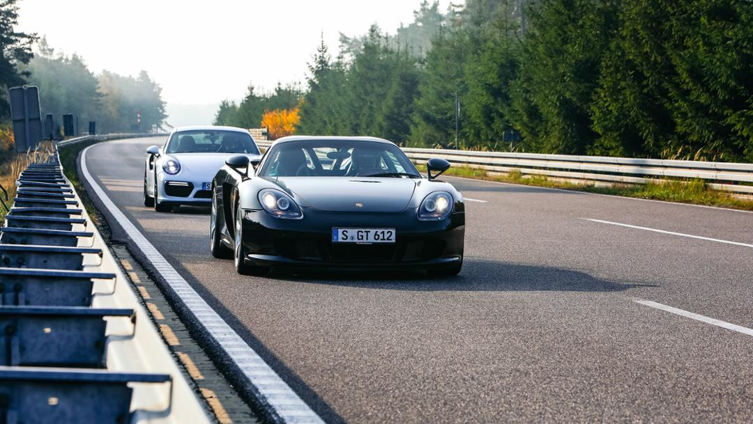 Los Porsche más rápidos