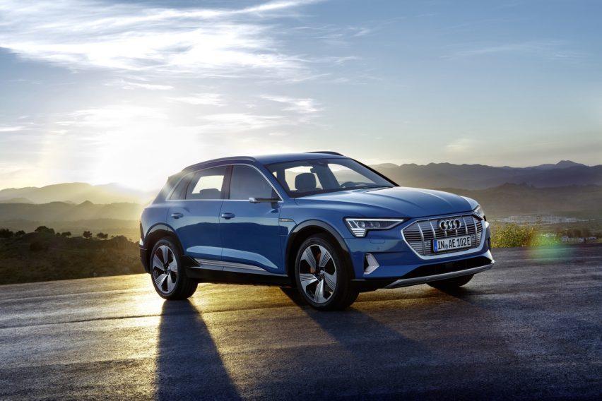 Audi e-tron: electricidad y lujo sobre ruedas