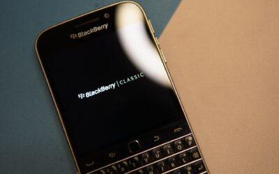 Nuevo celular BlackBerry se viene para 2021