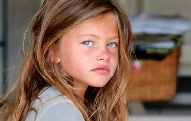 La niña más bella del mundo, dejó de ser una niña