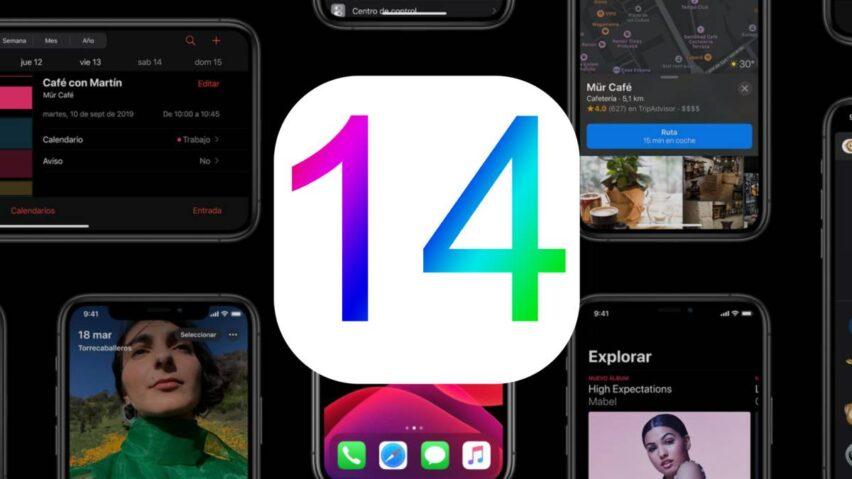 iOS 14: lo que tienes que saber