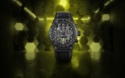 TAG Heuer integra avances tecnológicos a la relojería tradicional