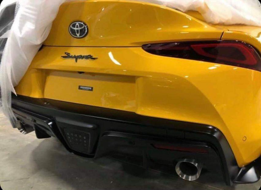 Toyota Supra hará su gran debut en Detroit