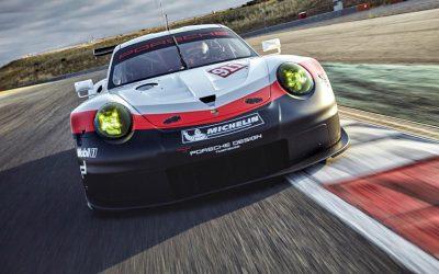 PUMA patrocinará a Porsche Motorsports