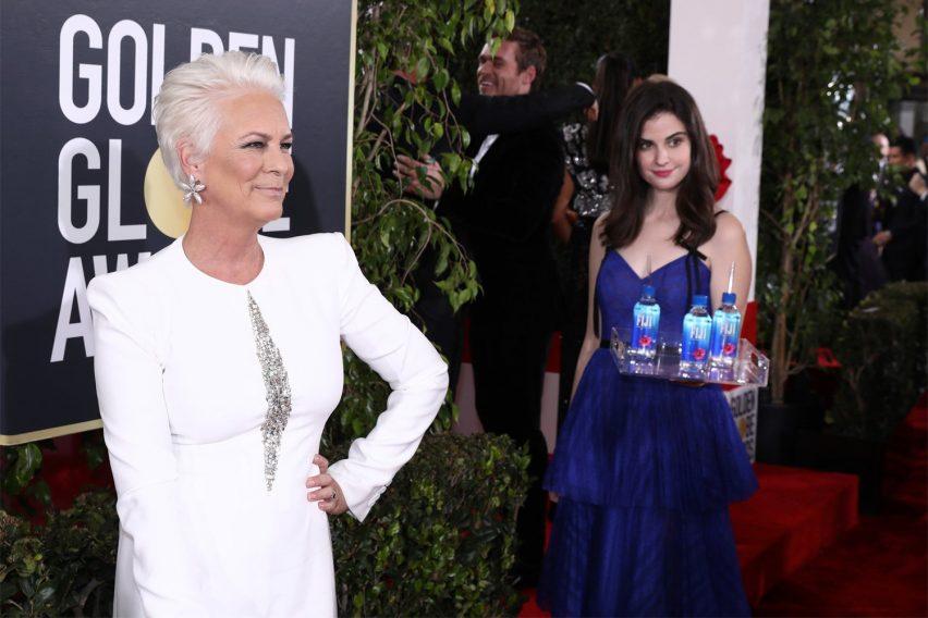 ¿Quién es la chica que robó miradas en los Golden Globes 2019?