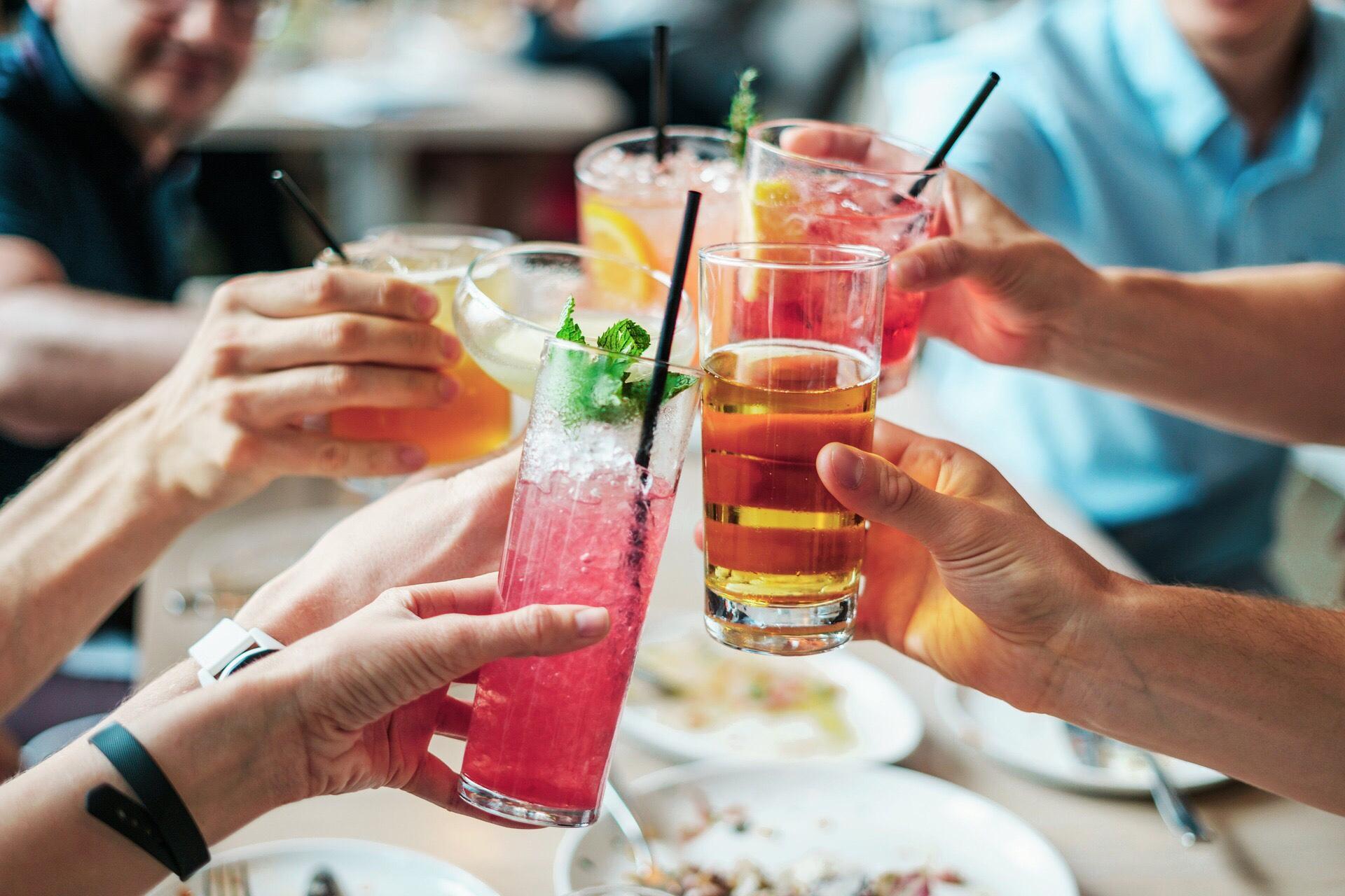 coctelería para fiestas