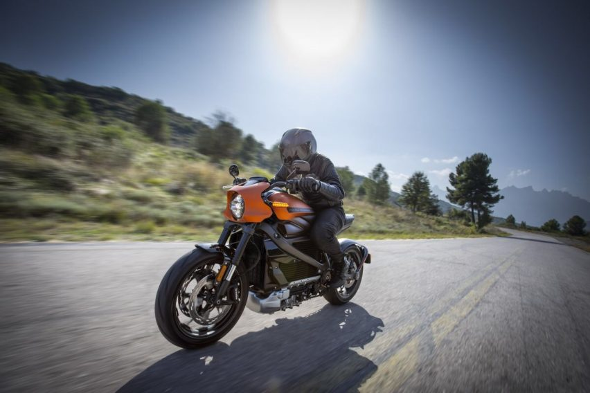 LiveWire la moto eléctrica de Harley-Davidson
