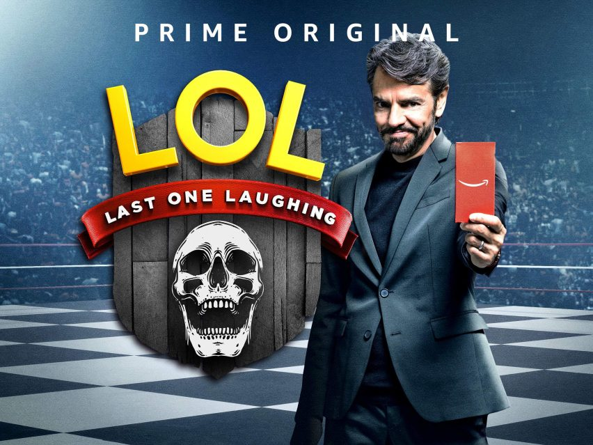 Last One Laughing llega a Amazon Prime Video