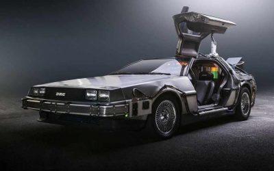 """Vuelven a producir el DeLorean de """"Volver al Futuro"""""""