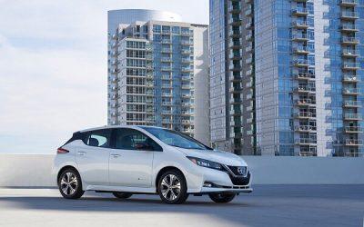 Nissan Leaf e+, más poder y más autonomía
