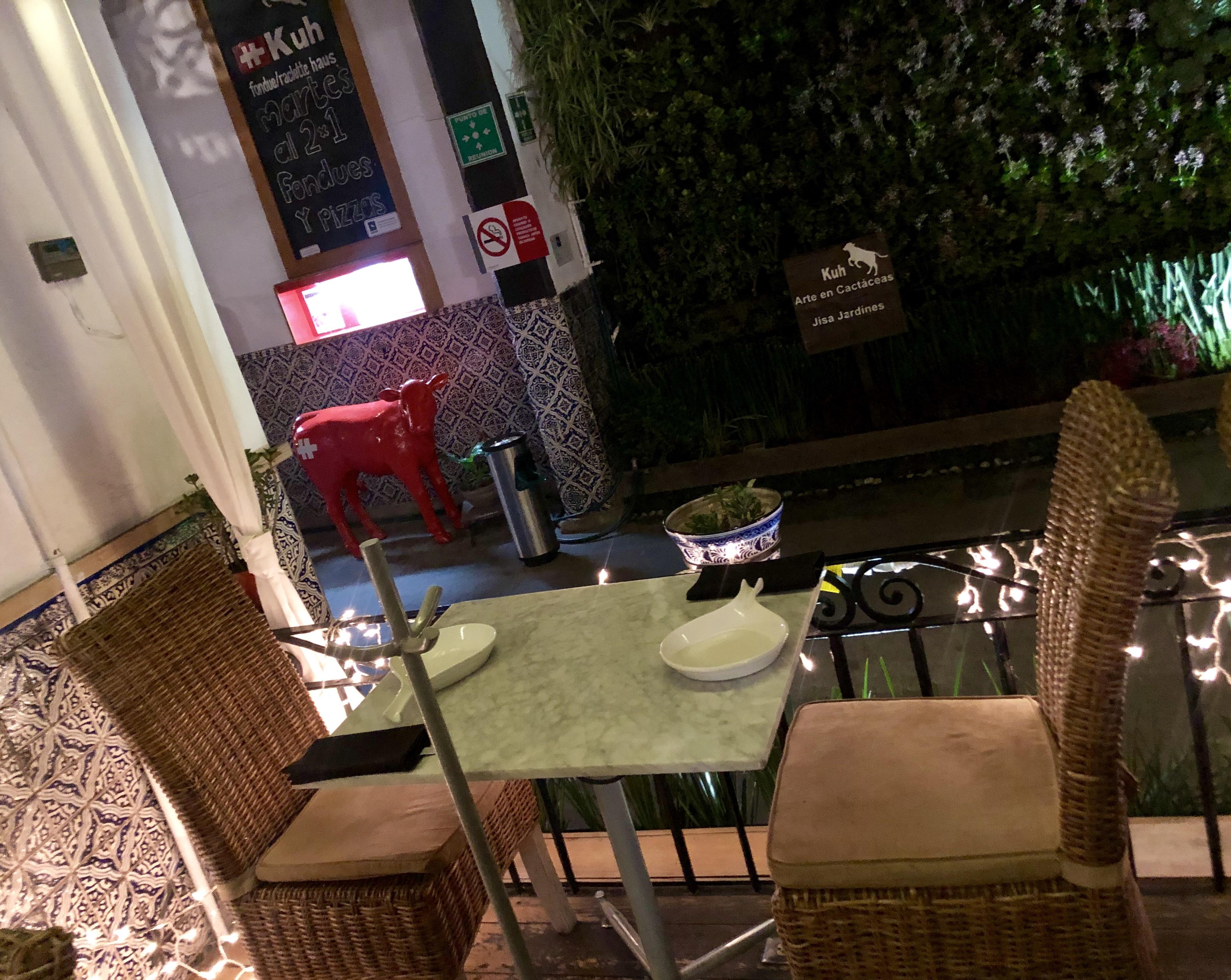 HKUH Restaurante Suizo