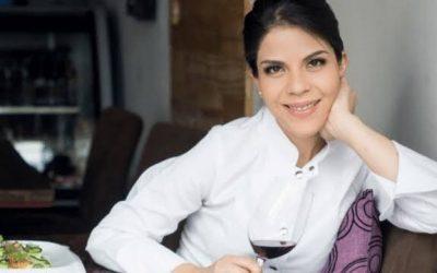 Ella es Gabriela Ruiz, nombrada la mejor chef de México