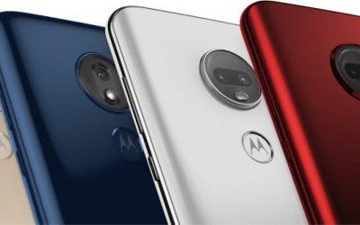 Se filtra toda la información de Moto G7, y Motorola confirma