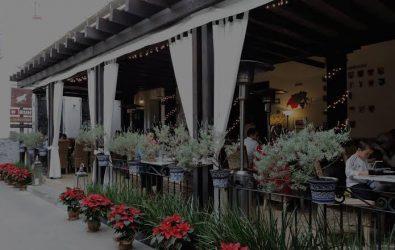 HKUH Restaurante Suizo en San Ángel
