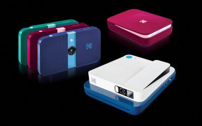 Kodak vuelve a la vida con línea de cámaras instantáneas
