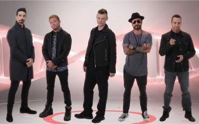 Los Backstreet Boys están de regreso