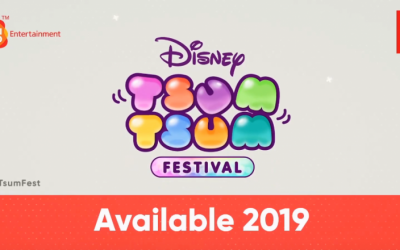 Disney Tsum Tsum Festival llegará a Nintendo Switch este año