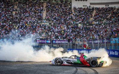 Lucas di Grassi se queda con la victoria en el Mexico City E-Prix