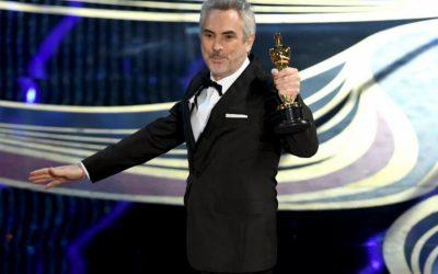 Todo sobre los Premios Oscar 2019, ¡Grande Cuarón!
