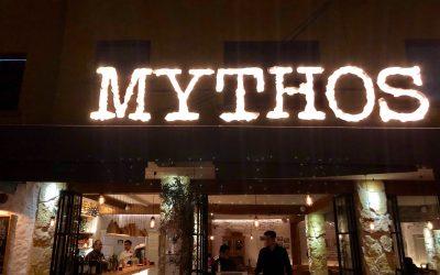 Experiencia: Restaurante Mythos