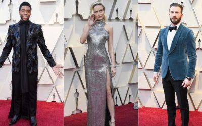 Los más sexys de los Oscar 2019