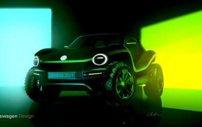 En marzo podremos conocer al nuevo Buggy eléctrico