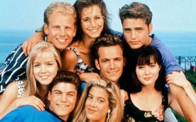 #TBT: Regresa 90210 con su reparto original
