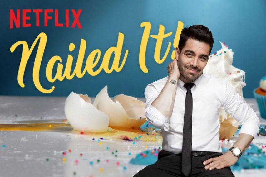¡Nailed It! México llega a Netflix