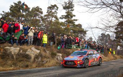 Hyundai i20 Coupe WRC listo para Rally de Guanajuato