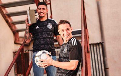 Este es el nuevo uniforme de la Selección Mexicana