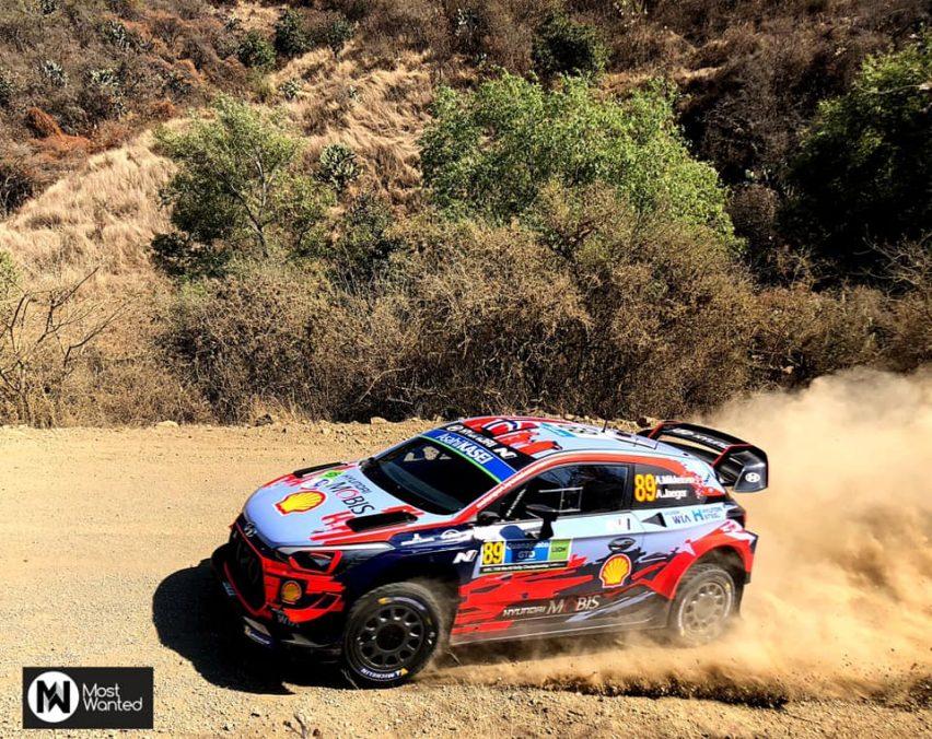 Así se vive el Rally de México con Hyundai