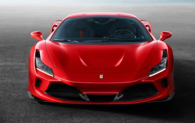 Ferrari F8 Tributo será presentado en Ginebra