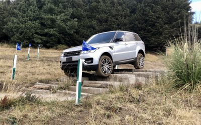 Experiencia Off Road con Land Rover