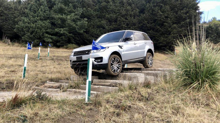 Experiencia Off Road con Land Rover