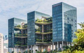PARKROYAL on Pickering, el hotel más verde de Singapur