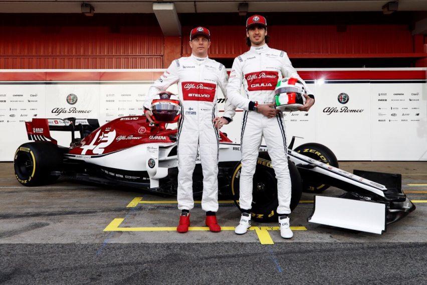 Alfa Romeo Racing debuta en el Gran Premio de Australia