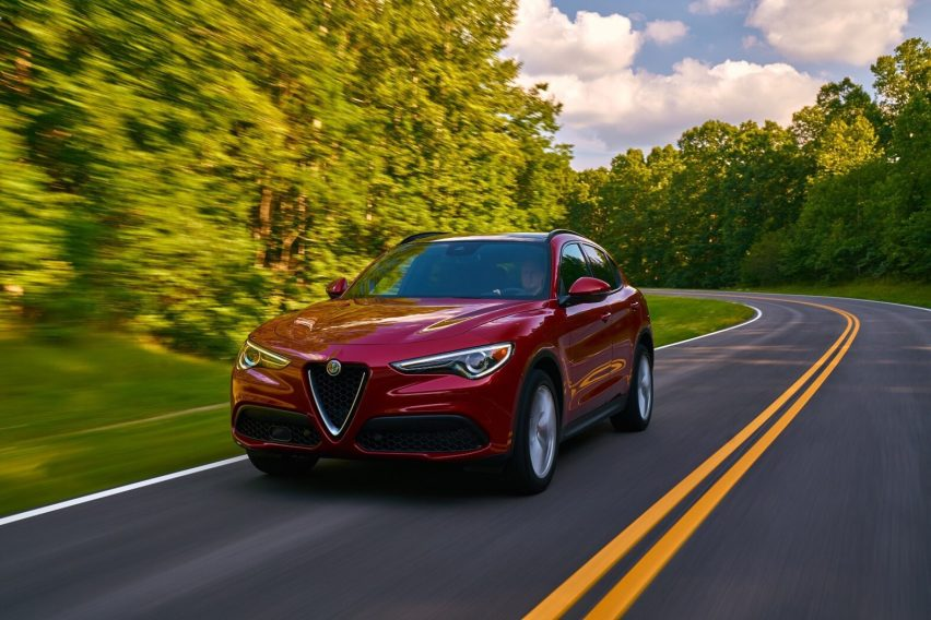 Así es Alfa Romeo Stelvio Sport