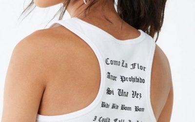 Selena: The White Rose Collection de Forever 21 ¡Increíble!