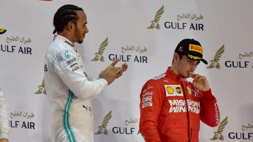 Nace una estrella de F1 en Bahréin 2019