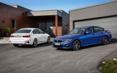 La espera termino, llega a México el nuevo BMW Serie 3